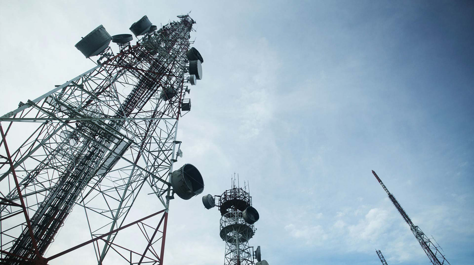 Cabinets, networks and telecom